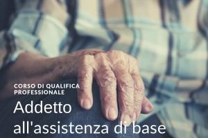 Corso di qualifica professionale per Addetto all'Assistenza di base